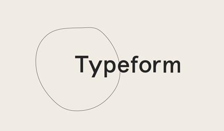 Typeform – badanie preferencji użytkowników